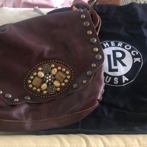 Leatherrock Handbag never worn